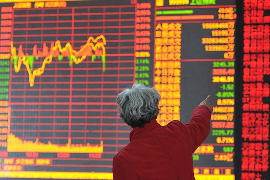 中国の証券取引所